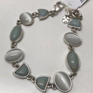 NWT Lucky Brand multi stone bracelet